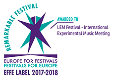 Europe for Festivals. EFFE label 2017-2018 awarded to
